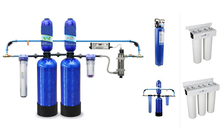 Whole House Water Filtration System Pakistan