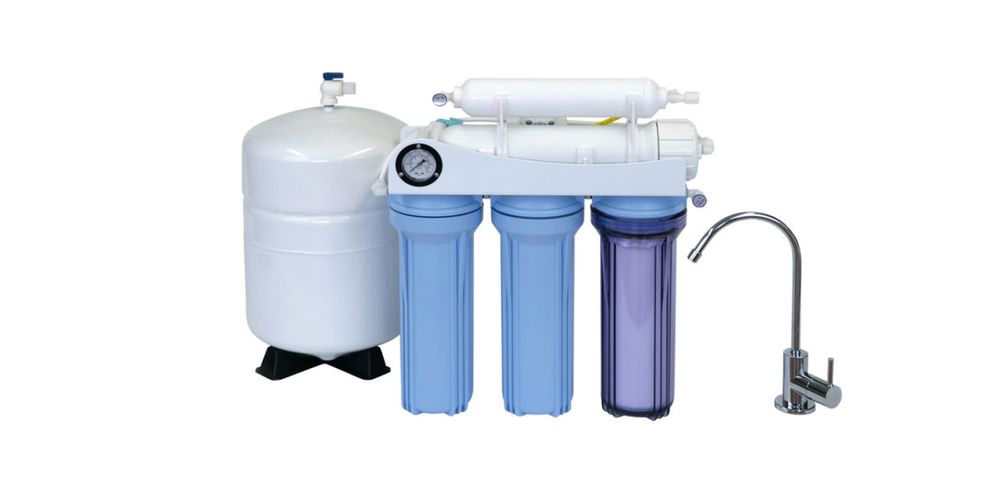 How Reverse Osmosis Water Filtration System Works