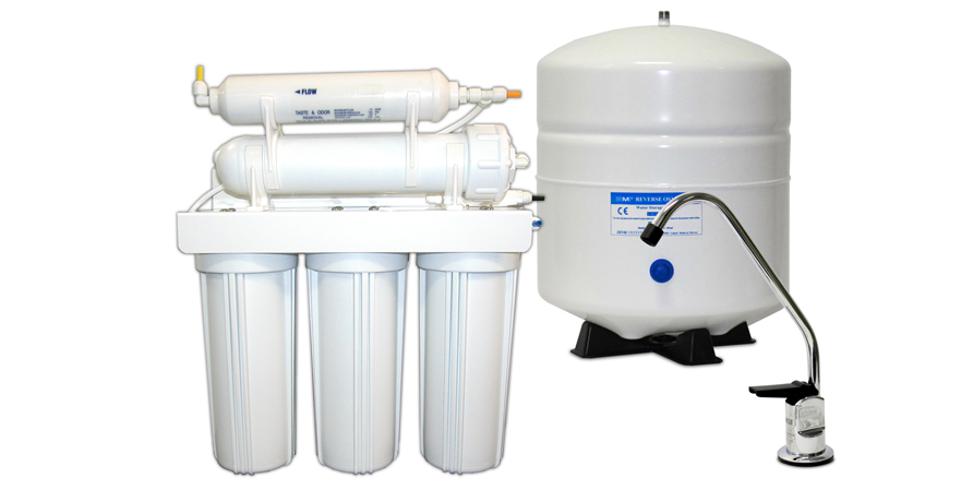 RO Water Filtration Systems
