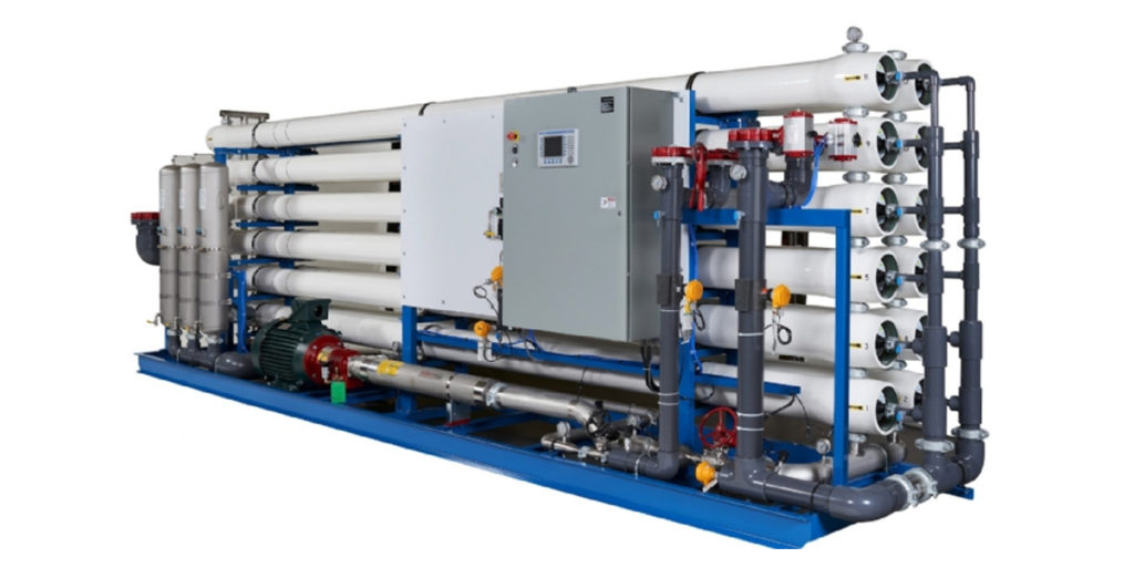 Reverse Osmosis Water Plants