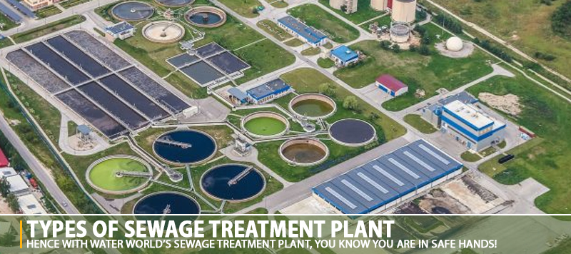 Types Of Sewage Treatment Plant