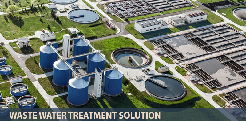 Waste Water Treatment Solution