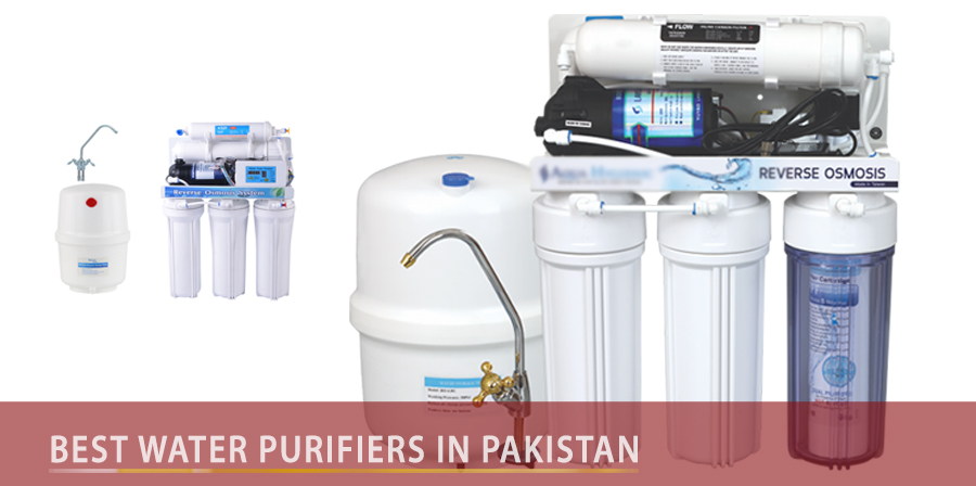 Best Water Purifiers in Pakistan