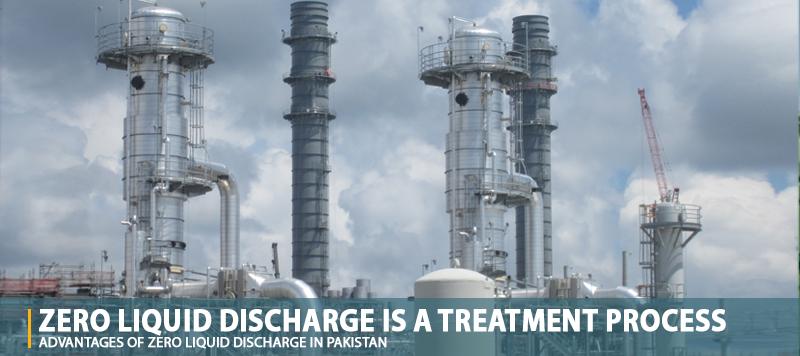 Zero Liquid Discharge Is A Treatment Process