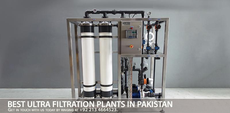 Best Ultra Filtration Plants in Pakistan