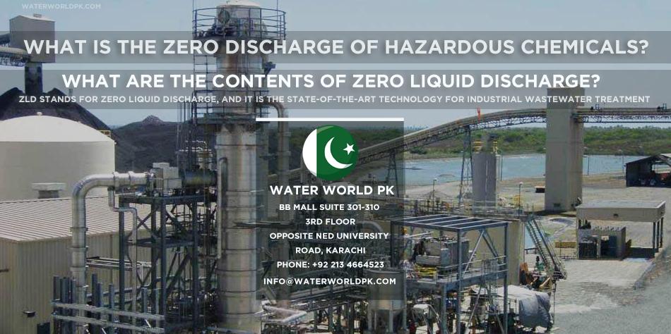 What is the Zero Discharge of Hazardous Chemicals